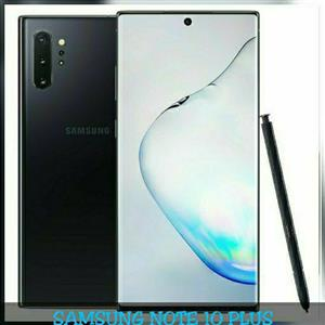Samsung Note 10 Plus as good as new