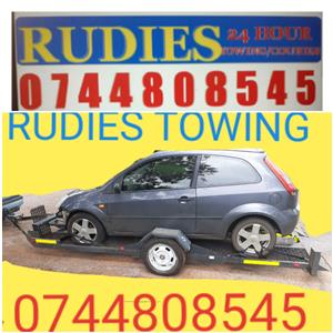 RUDIES COURIERS / TOWING