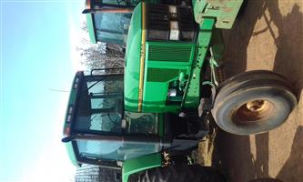 John deere 7800 three at different prices