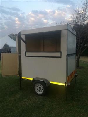 Mobile Kitchen For Hire