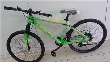 Brand New 26'' Supa-Bike Shocks Bicycle