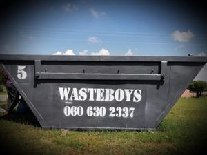 Rental bins
