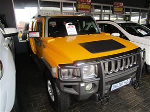 2008 Hummer H3 Adventure