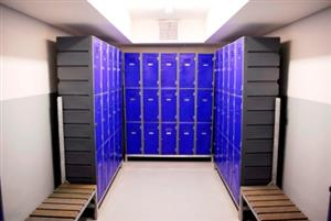 LOCKERS FOR HOME, SCHOOL, OFFICE, FACTORY, GYM, CLOTHES AND STORAGE