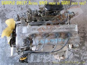 NISSAN KA20 2.0L EFI 16V RWD Engine -HARDBODY