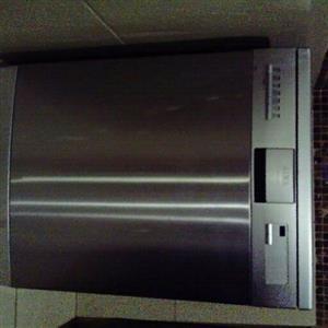 metallic dishwasher