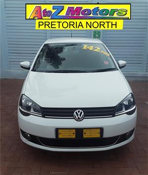 2015 VW Polo Vivo hatch 1.6 Comfortline