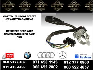 Mercedes benz W202 combo switch for sale