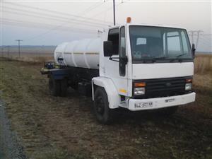 Hiring A Water Tanker 8000ltrs