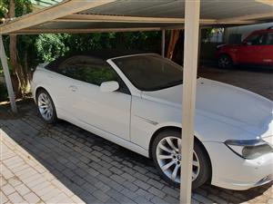 2007 BMW 6 Series convertible 650i CONVERT M SPORT A/T (F12)