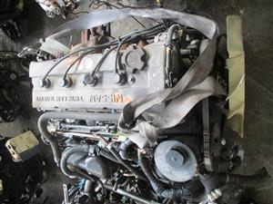 Nissan Harbbody 2.4 16v engine for sale