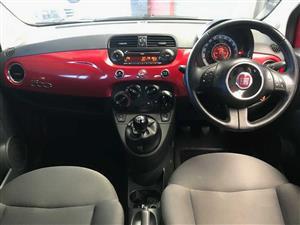 2012 Fiat 500 1.2 Lounge
