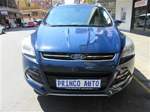 2017 Ford Kuga 1.5T Trend