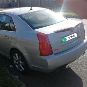 2007 Cadillac BLS 2.8T V6