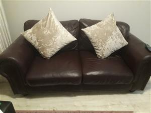 Guinen Leather Sofa forsale