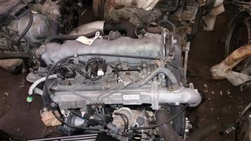 Ford / Mazda 2.5 TDi Engine # WL