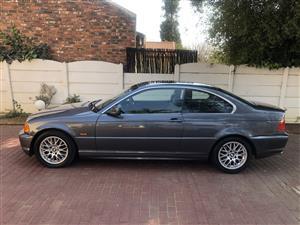 2003 BMW 3 Series 325Ci Exclusive steptronic