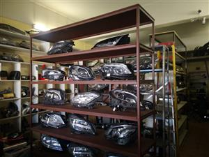 ALL  PARTS FOR MERCEDES BENZ MODELS NEW AND USED