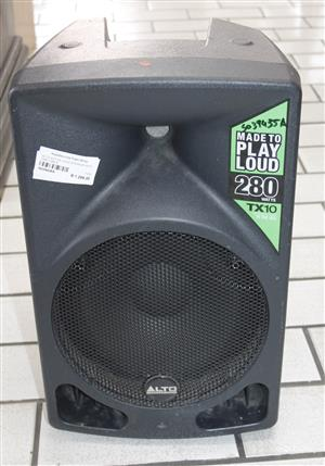 alto active loud speaker with one cable S039435A #Rosettenvillepawnshop