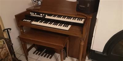 Hammond M3 Valve Organ for sale