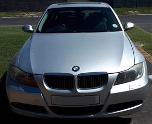 2007 BMW 3 Series 325i Exclusive steptronic