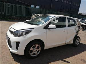KIA PICANTO 2018  PARTS FOR SALE