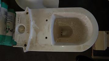 Arctic Toilet White - Base Only