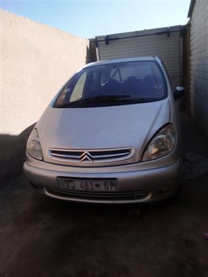 2004 Citroen C3 Picasso VTi 120 Seduction