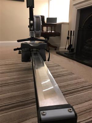 Concept 2 rowing machine Model D PM3.