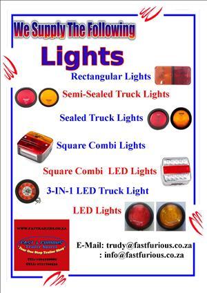 Trailers Lights