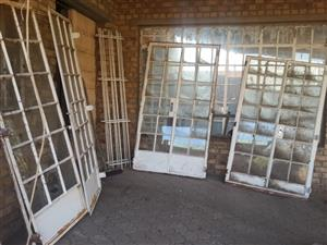 Cottage doors and windows