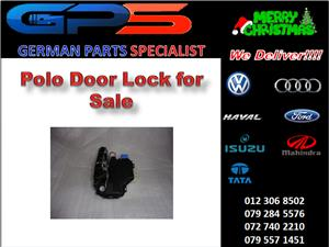 New VW Polo Door Lock for Sale