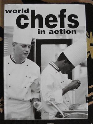 Cook Book World Chefs