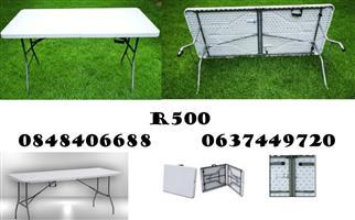 1.8m Folding Tables