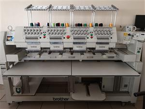 Industrial Embroidery Machine In Industrial Machinery In South