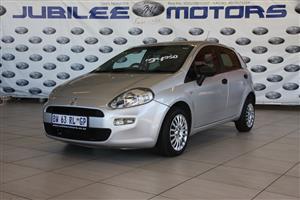 2012 Fiat Punto 1.4 Pop