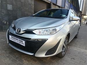 2018 Toyota Yaris 1.5 Pulse auto