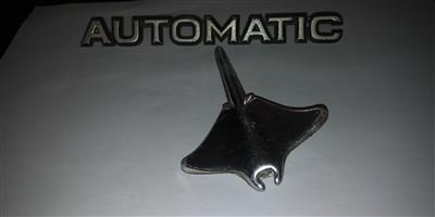 Opel Manta stingray Badge