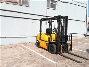 Hyundai 2.5 Ton Forklift