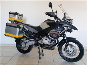 2010 BMW R1200 GS Adventure FL
