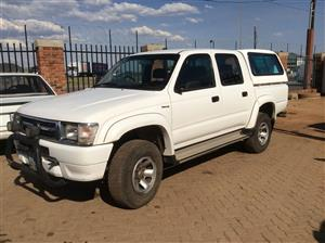 Toyota Hilux Double Cab 3.0