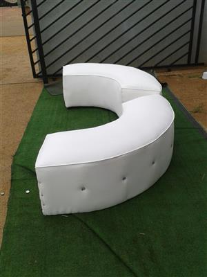 MOON SHAPE SEATER R950