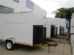 MOBILE FOOD TRAILER FOR SALE