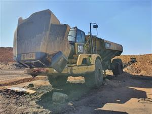 Caterpillar 740B Articulated Dump Truck - ON AUCTION