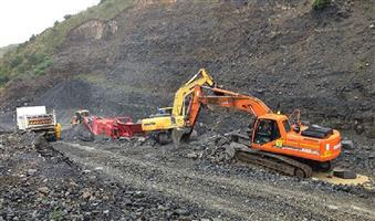 Crushing and Screening Contract