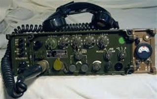 Military Radios wanted