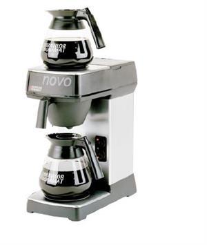COFFEE MACHINE BRAVILOR / NOVO WITH 2 JUGS-CMB0001