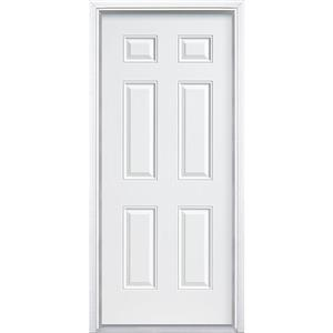 WHITE MOULED DOOR