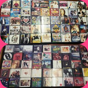 CD's For Sale  Over  200 To Choose From Afrikaans and English Titles