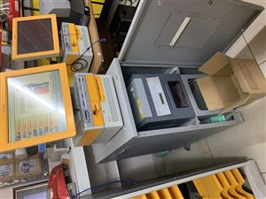 Extra money printing machines for sale!